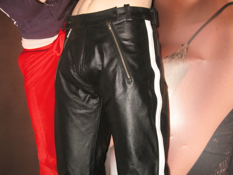 from Russell gay leather clothing online stores