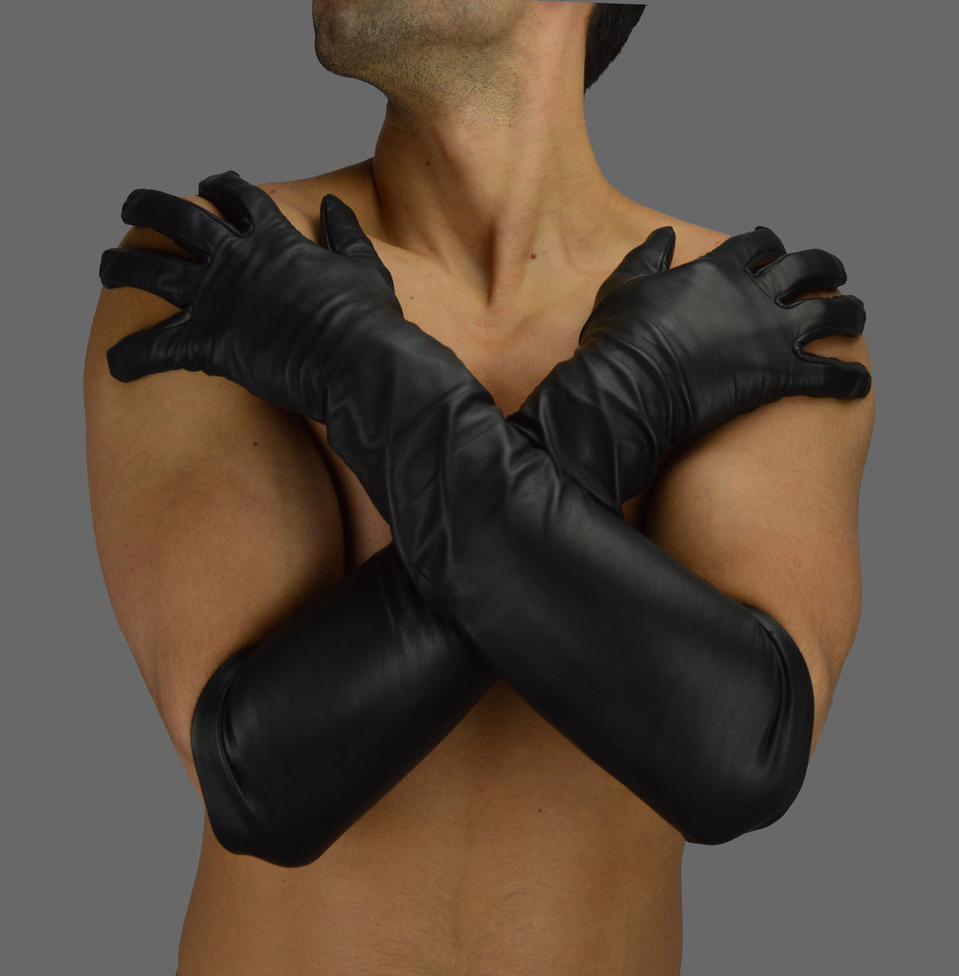 20 Medium White Cotton Gloves For Dry & Sensitive Skin or Eczema Men's size. Product Image. Price $ 8. Product Title. Product - Unique Bargains Soft Warm Arms Long Fingerless Elastic Gloves Ladies. Clearance. Product Image. Price $ List price $