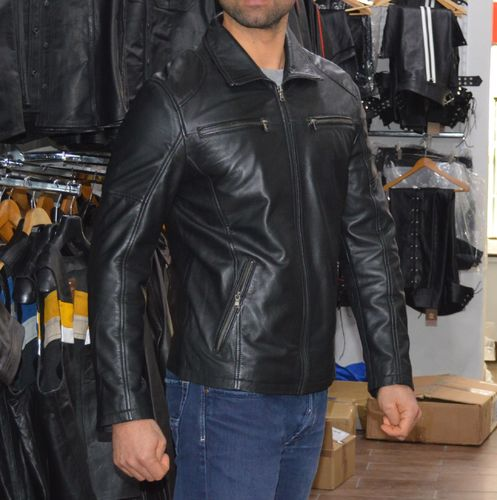 PG4501 Men Lederjacke